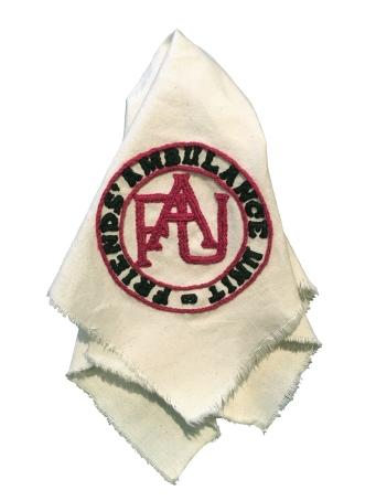 FAU cloth
