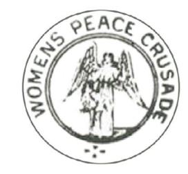 womens peace crusade
